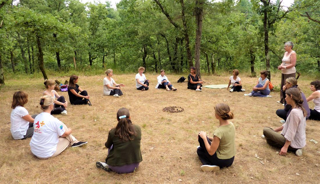 groupe de qi-gong-femme